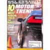 Motor Trend, May 1991