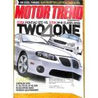 Motor Trend, May 2004