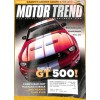 Cover Print of Motor Trend, May 2005