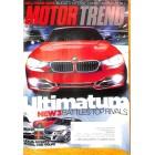 Motor Trend, May 2012
