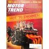 Cover Print of Motor Trend, November 1969
