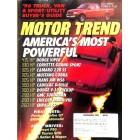 Motor Trend, November 1995