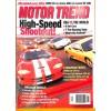Motor Trend, November 2000