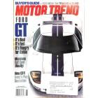 Motor Trend, November 2003