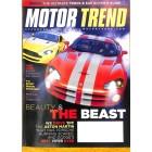 Motor Trend, November 2005