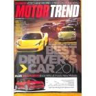 Motor Trend, November 2011