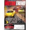 Cover Print of Motor Trend, November 2011