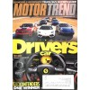 Cover Print of Motor Trend, November 2012
