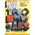 Motor Trend, October 1979