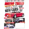 Cover Print of Motor Trend, October 1999