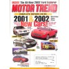 Motor Trend, October 2000