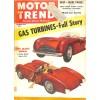 Cover Print of Motor Trend, September 1953