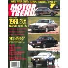 Motor Trend, September 1980