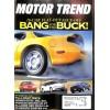 Motor Trend, September 1992