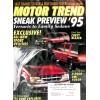 Cover Print of Motor Trend, September 1994