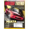Cover Print of Motor Trend, September 2005