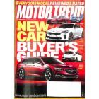 Motor Trend, September 2017