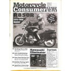 Motorcycle Consumer News, April 1996