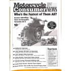 Motorcycle Consumer News, April 1997