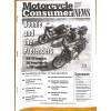 Motorcycle Consumer News, April 2001
