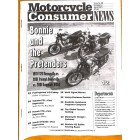 Motorcycle Consumer News, April 2001