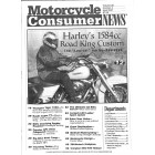 Motorcycle Consumer News, April 2007