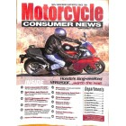 Motorcycle Consumer News, April 2010