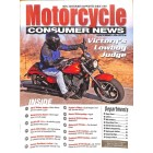 Motorcycle Consumer News, April 2012