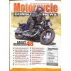 Cover Print of Motorcycle Consumer News, April 2013