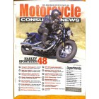 Motorcycle Consumer News, April 2013