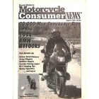 Motorcycle Consumer News, August 1993
