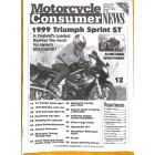 Motorcycle Consumer News, August 1999