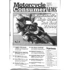 Motorcycle Consumer News, August 2007