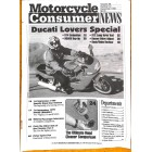 Motorcycle Consumer News, December 1998