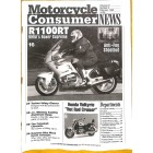 Motorcycle Consumer News, February 1996