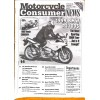 Cover Print of Motorcycle Consumer News, February 1999