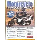 Motorcycle Consumer News, January 2012