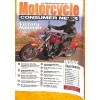 Cover Print of Motorcycle Consumer News, July 2009