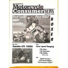 Motorcycle Consumer News, March 1993