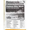 Cover Print of Motorcycle Consumer News, May 1999