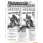 Motorcycle Consumer News, May 2001