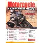 Motorcycle Consumer News, May 2012