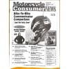Cover Print of Motorcycle Consumer News, November 1998