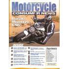 Motorcycle Consumer News, October 2008