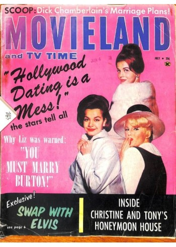 Movie and TV Time, July 1963