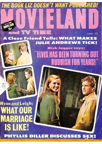 Movie and TV Time, June 1967