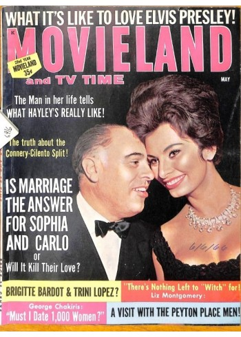 Movie and TV Time, May 1965