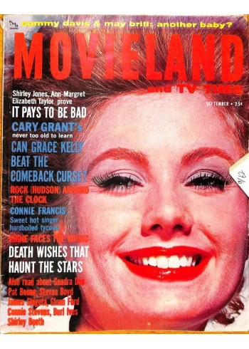 Movie and TV Time, September 1962