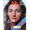 Cover Print of Ms. Magazine, April 1973