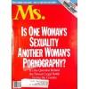 Cover Print of Ms. Magazine, April 1985